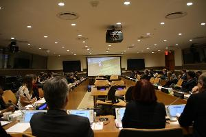 Keeping high the mountain agenda for post 2015