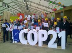 Roping up at COP21
