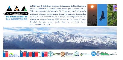 International Mountain Day - Chile
