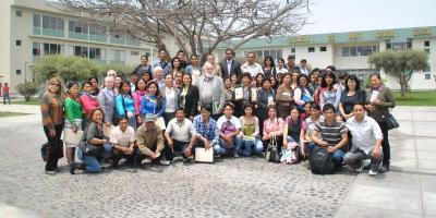 REDAR promotes knowledge exchange in Peru