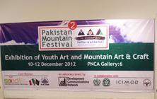 Mountain Festival to celebrate IMD 2012 in Pakistan