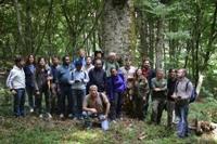 Entrenamiento en un sistema flexible para el manejo de datos del inventario nacional de bosques nativos