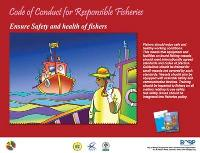 BOBP Poster CCRF Safety at sea