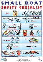 Small boat safety checklist