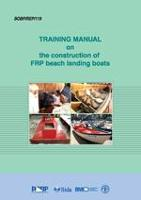 Training Manual on the construction of FRP beach landing boats