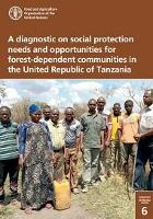 FAO Forestry Working Paper 6: A diagnostic on social protection needs and opportunities for forest-dependent communities in the United Republic of Tanzania