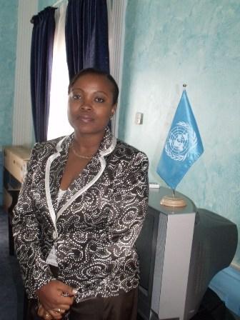 Mireille Claude Nguelo